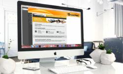 Εξαγωγή εργασίας από το IconNet Designer